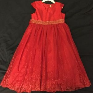 Other - Sparkling Red Dress